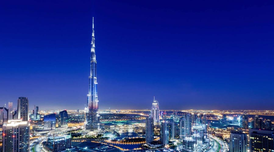 Fascinating Dubai