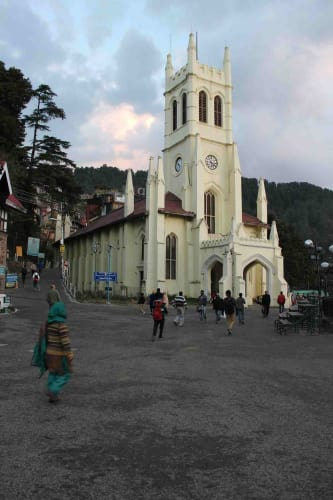 A Dreamy Himachal Holiday; 4 Nights Package
