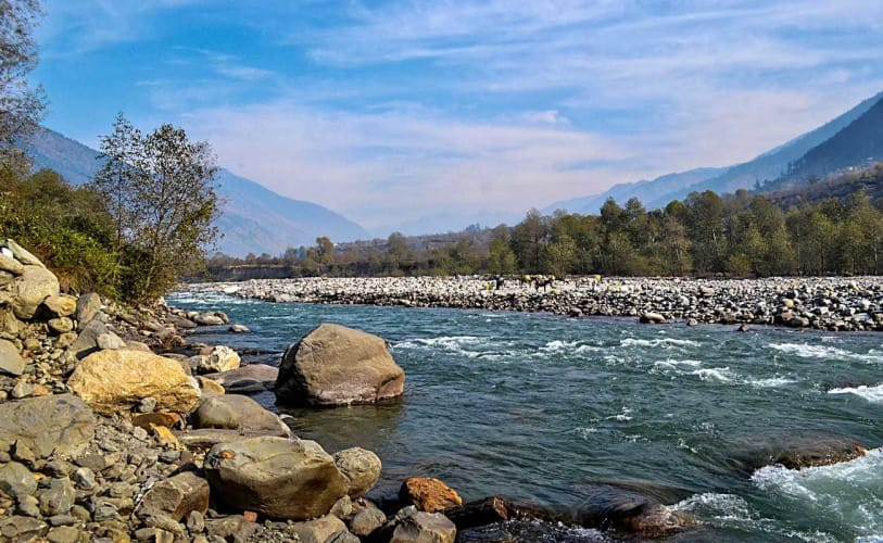 Glimpses of Himachal - Travel By Cab