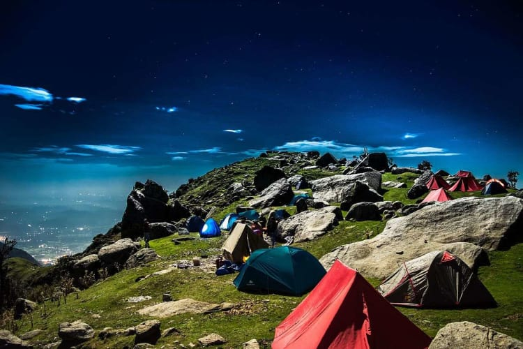 McleodGanj & Triund Trek - The Route to Happiness
