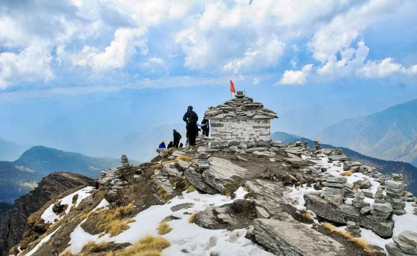 The Amazing Chopta Chandrashila Trek