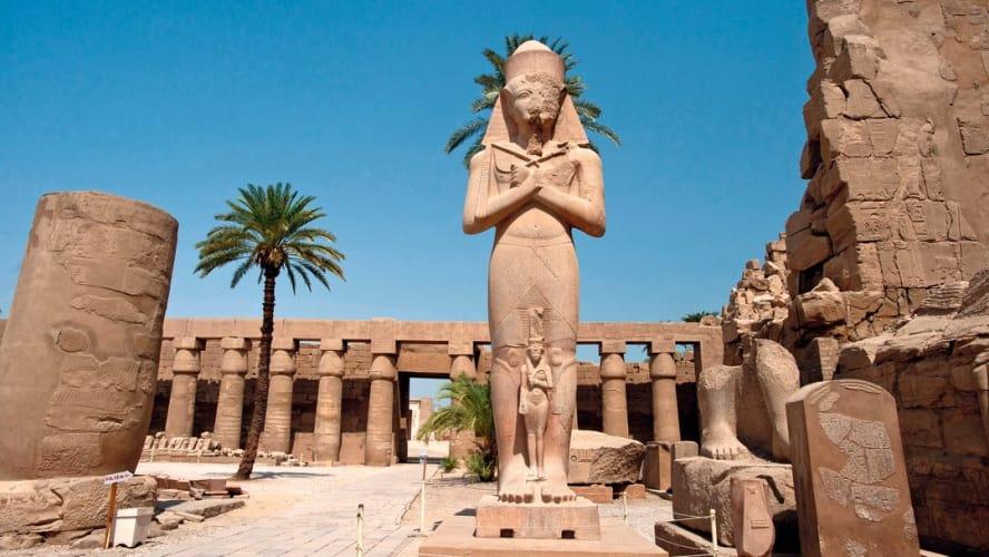 Egyptian Sojourn - 7 Nights in Historical Kingdom - ex-Mumbai