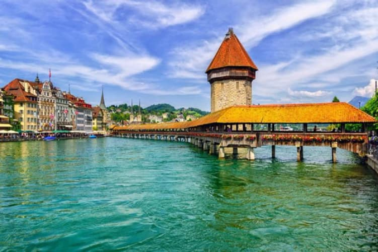 Contiki European Magic Trips for 18 To 35 year olds; 9 Days Package