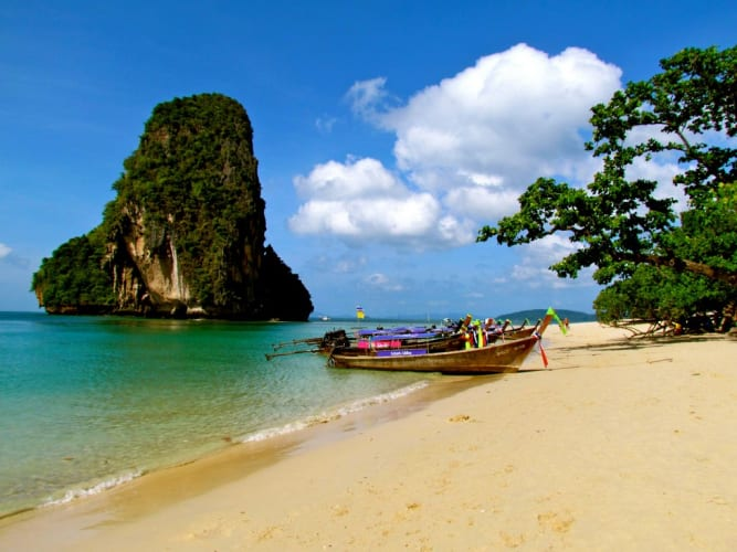 Exotic Vacation to Thailand