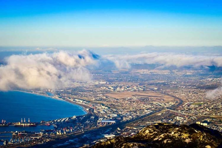 South African Sojourn - Winter 2018 - with Flight