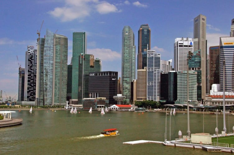 Wander in Singapore