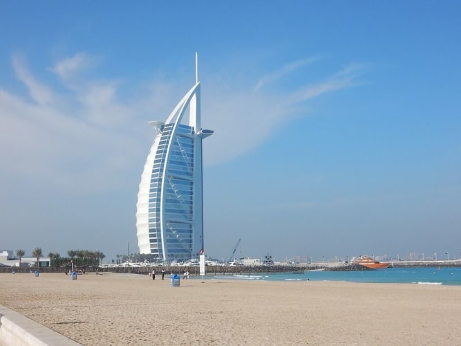 The Dubai Ultimate Tour