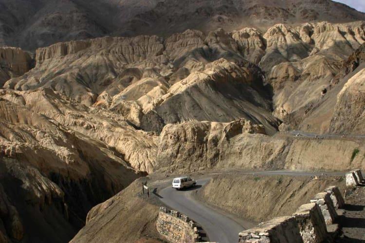 Explore Ladakh in Luxury - 4 Nights in Adventure Land