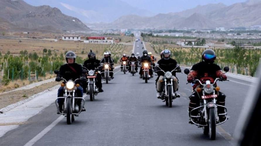 Dream Bhutan - Bike Ride