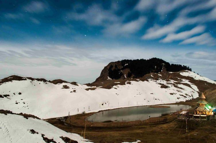 Prashar Lake Trek - Weekend amidst the mountains