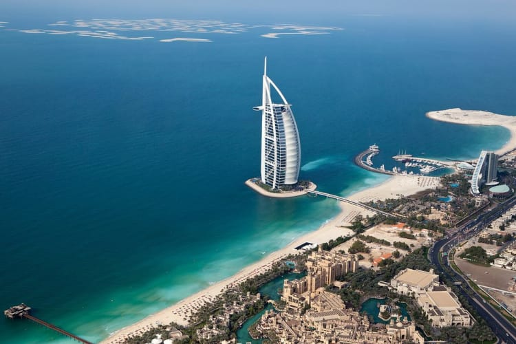 Pleasing Dubai with Abu Dhabi