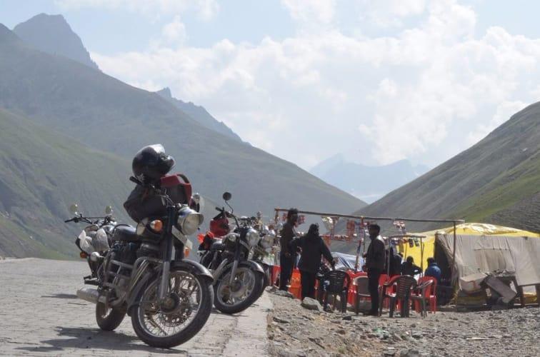 Bike Trip to hills of Himachal; Kasol, Kheerganga, Tosh