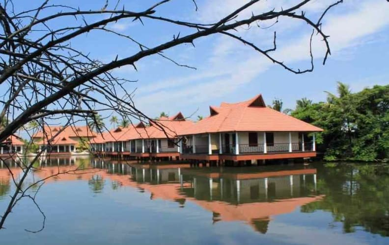 Kerala Honeymoon With Stay In Tree House Water Villa