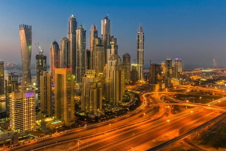 Dubai Vacation - 4 Nights of Enthralling Experience