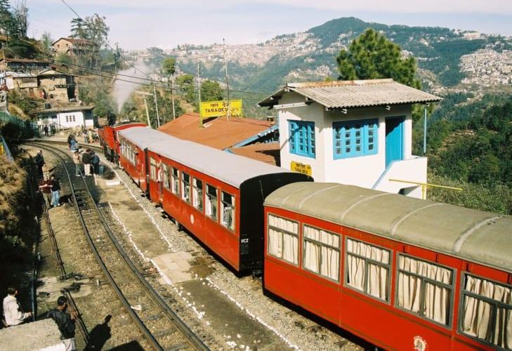 The Misty Hills of Shimla