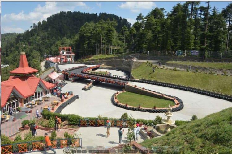 Kufri Adventure Resort - 2 Nights Amusement Park Package