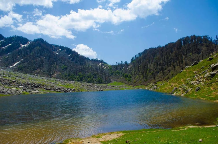 Kareri Lake Trek - An Unexplored Beauty