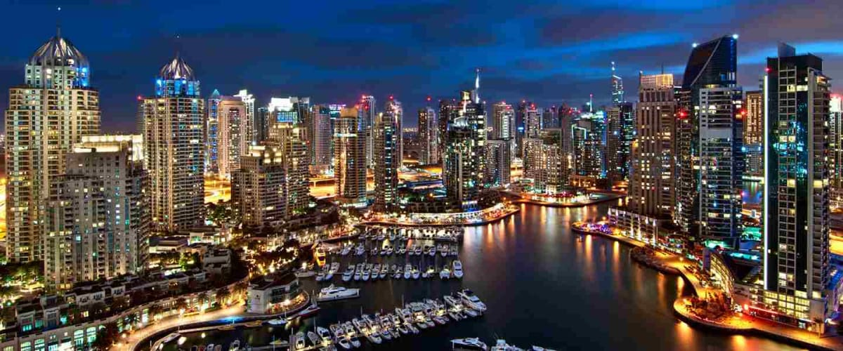 Incredible Dubai Vacation - 4 Nights in Dubai