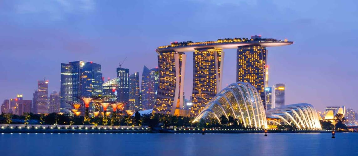 Singapore & Malaysia Experience - Winter 2018 - With Flights