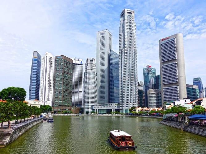 Romantic Singapore - The City of Dreams