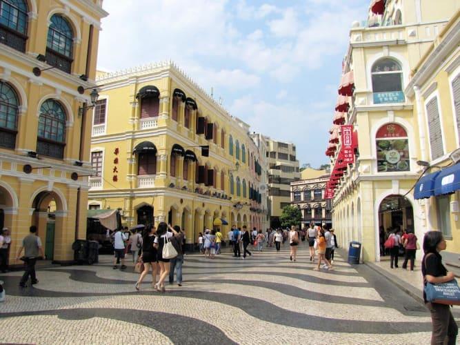 Getaway Goddess Hong Kong and Macau - Winter 2018