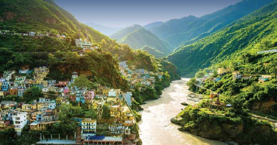 Discover the best of Uttarakhand - Ex Delhi