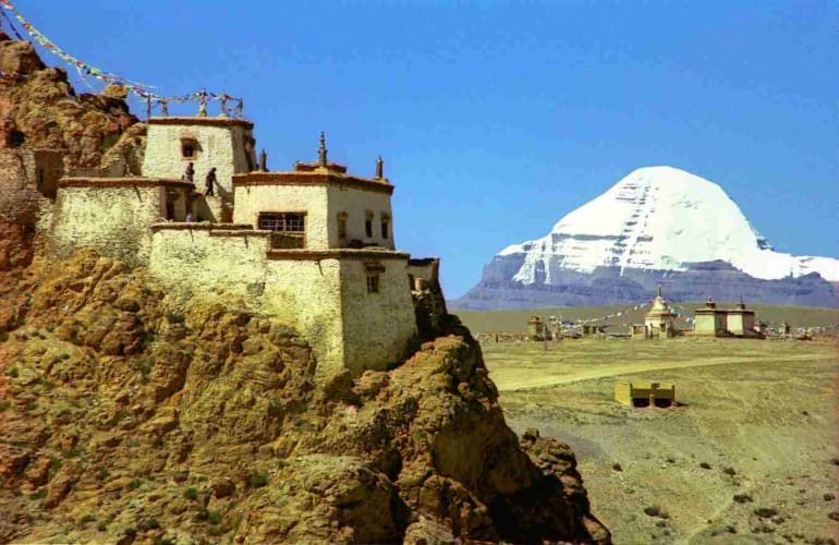 Kailash Mansarovar Yatra via Gyirong