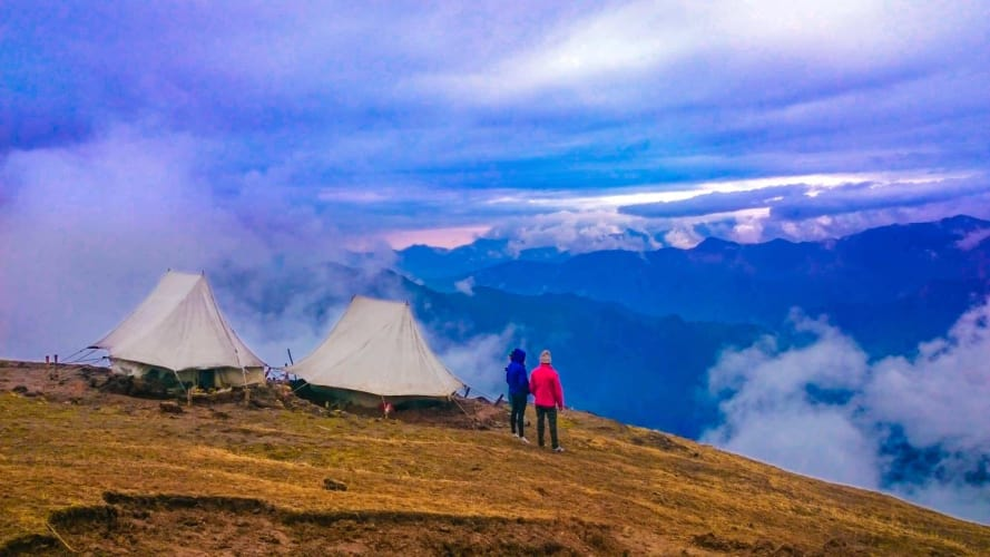 Chandrakhani Pass Trek - A Sneak Peek into Kullu Valley