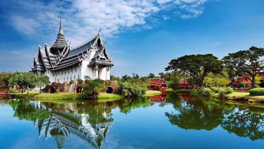 Thailand Fly and Stay Holi Special 4 Days Package