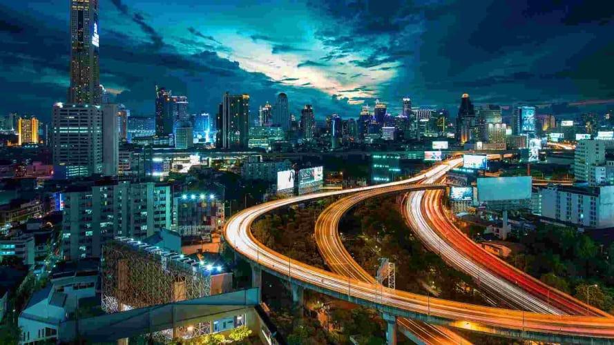 Thailand- Explore the sparkling city of Bangkok