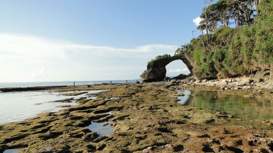 Andaman Holiday - All about Beaches & History