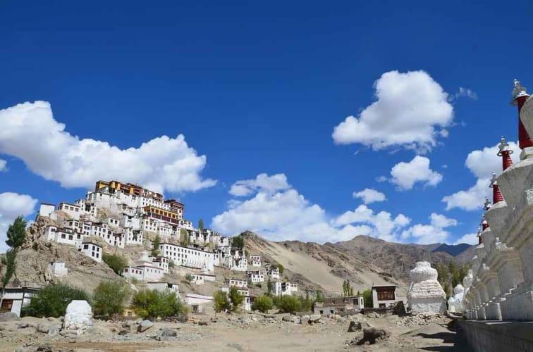 Honeymoon in Ladakh - A Perfect Escape