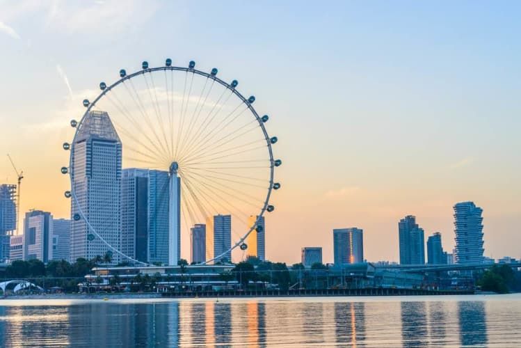 Singapore Getaway with Universal and Sentosa Island