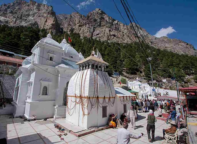 Magical Char Dham Yatra - from Delhi by Road