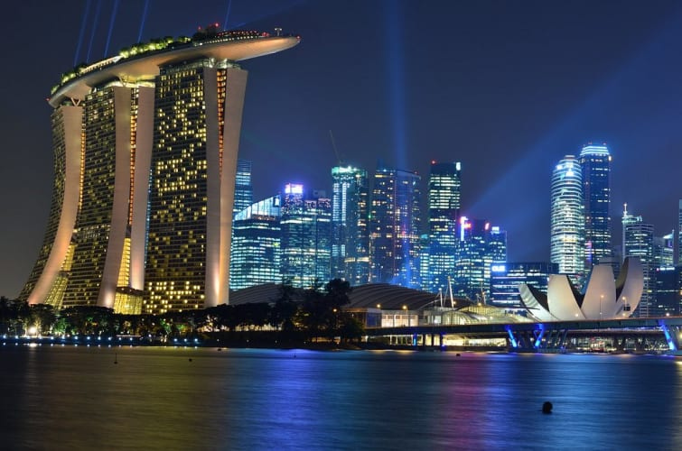 Simply Singapore - Flights Ex Hyderabad