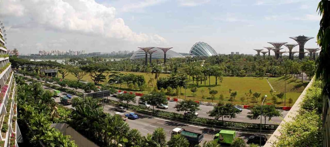 A Fascinating Experience in Singapore