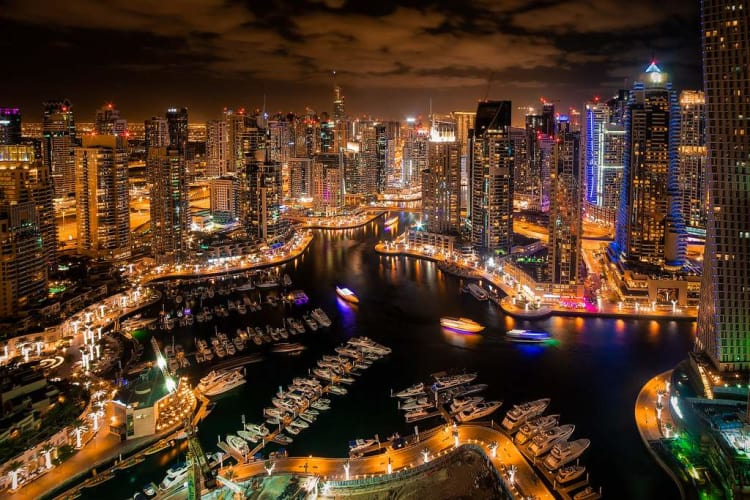 Incredible Dubai Vacation - 4 Nights in Dubai
