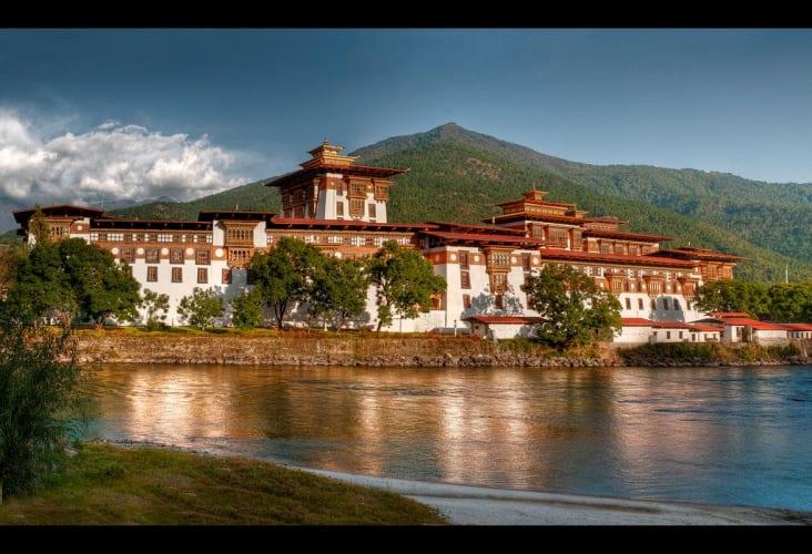The Kingdom of Himalayas - Bhutan ex-Bangalore
