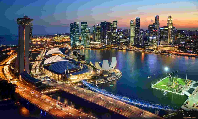 Singapore - A perfect holiday destination