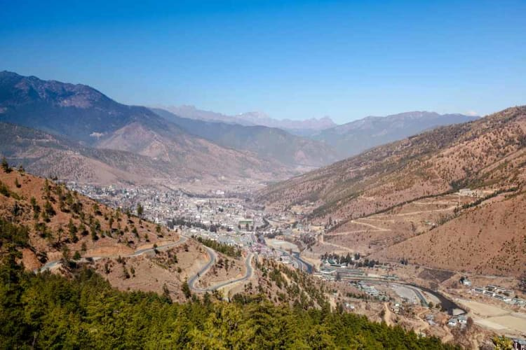 Getaway Goddess - Bhutan Delight