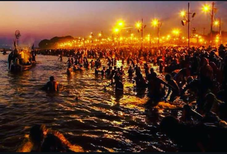 Spirit of the Kumbh Bathing Tours with TUTC