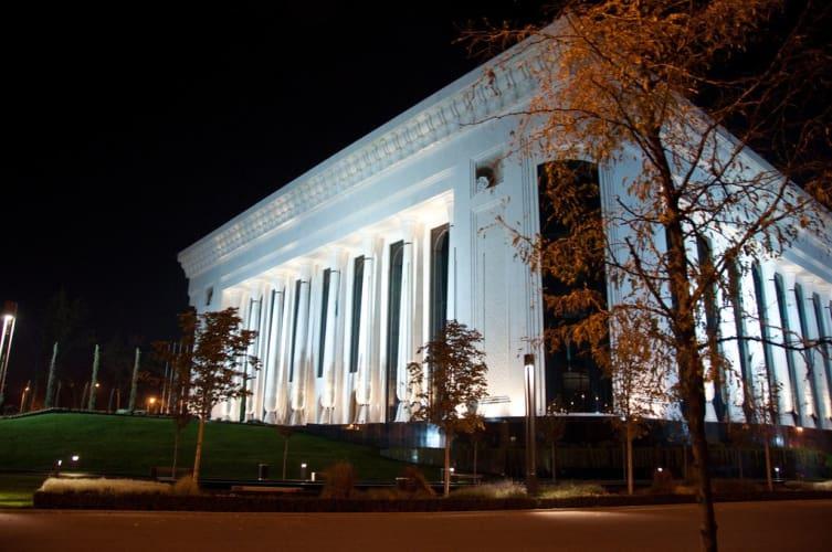 Discover Tashkent with Samarkand - Winter (ex-Delhi)