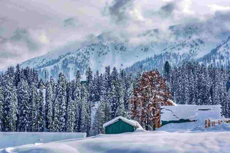 Magical Kashmir - with Flights
