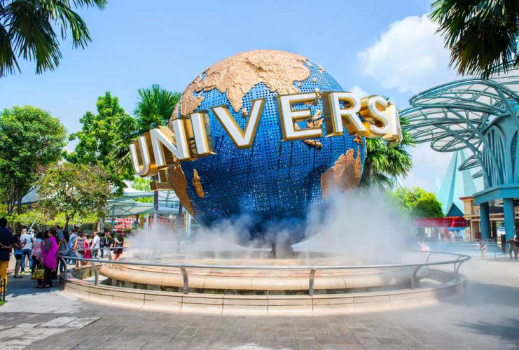 Singapore Getaway with Sentosa Island