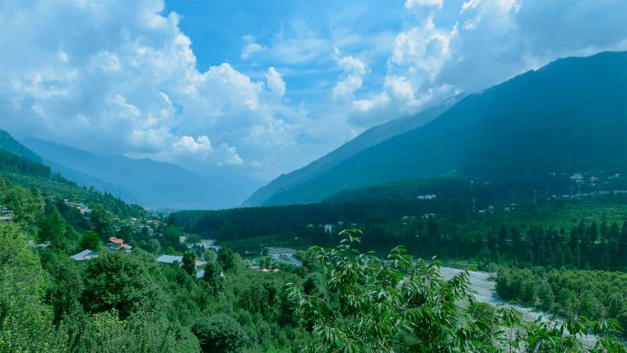 Escape to Manali
