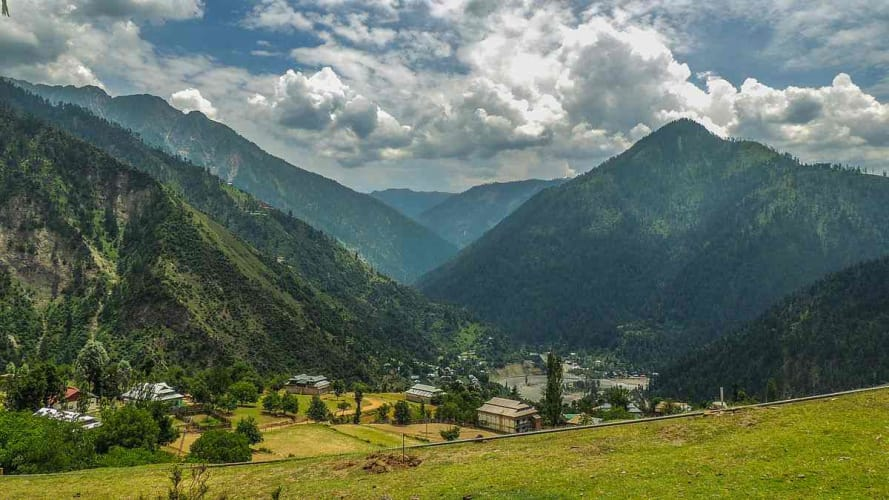 Heavenly Kashmir - A Honeymoon to remember