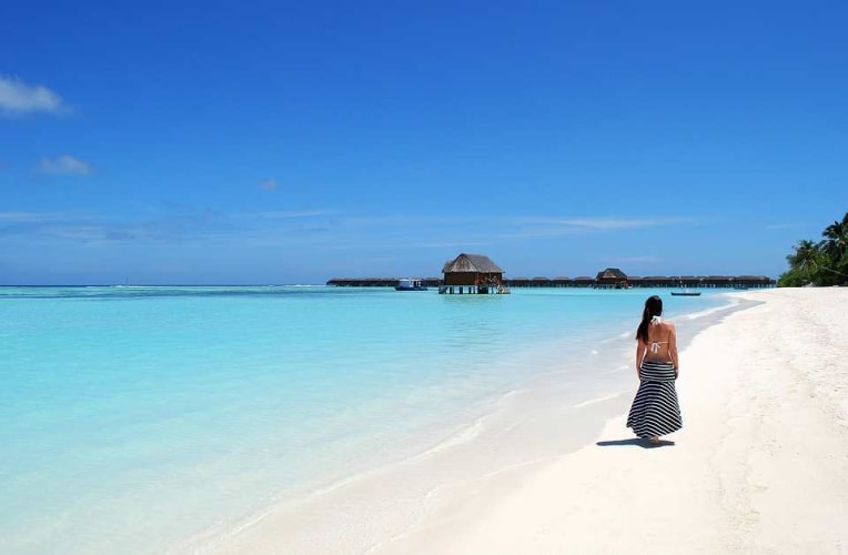 Tranquil Maldives - with Flights