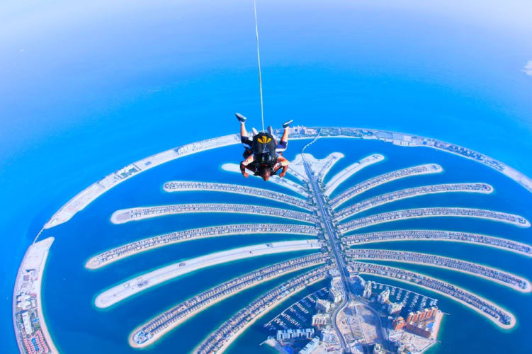 Holiday in Magnificent Dubai