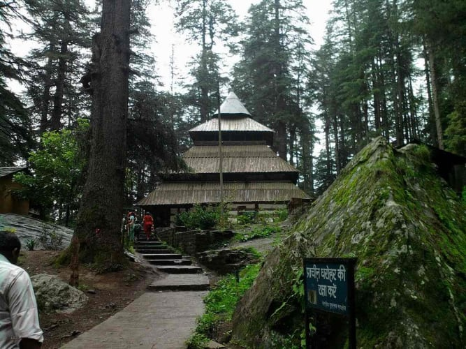 Exotic Vacation to Shimla - Manali