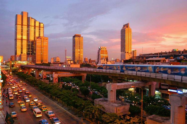 Simply Thailand - Flights Ex Mumbai